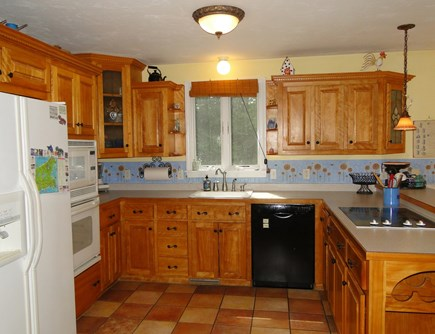 Brewster Cape Cod vacation rental - Sunny, Bright Kitchen