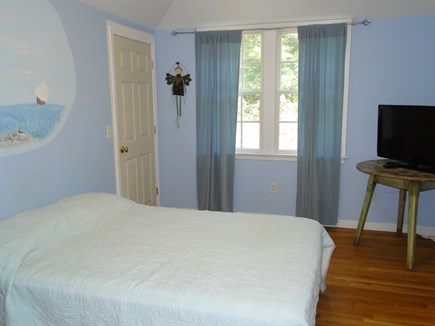 Brewster Cape Cod vacation rental - First floor full bedroom