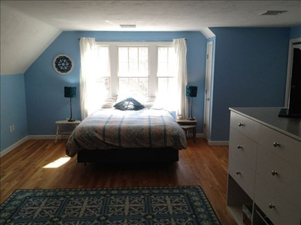 Brewster Cape Cod vacation rental - Master bedroom - Queen Bed - Full Master Bath - HD