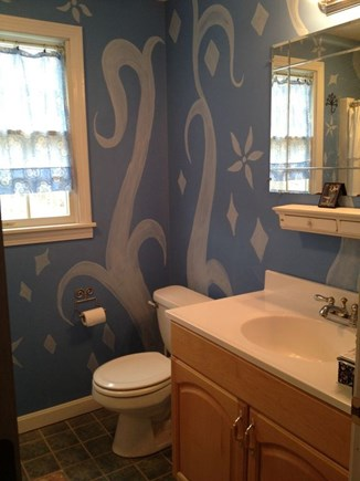 Brewster Cape Cod vacation rental - Master BR (Full) Shower