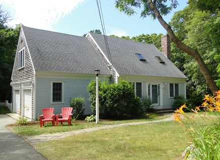 Brewster Cape Cod vacation rental - Cape house welcomes you
