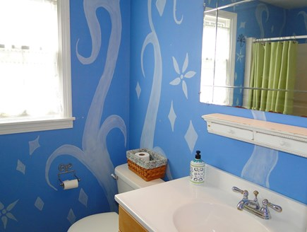 Brewster Cape Cod vacation rental - Full master bath