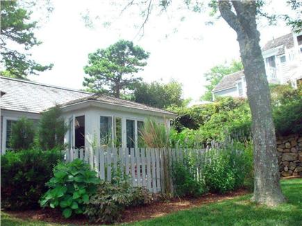 New Seabury, Mashpee New Seabury vacation rental - Patio with view of sunroom