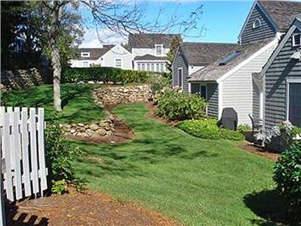 New Seabury, Mashpee New Seabury vacation rental - Open greenspace in back