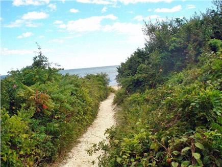 New Seabury, Mashpee New Seabury vacation rental - Path to private beach