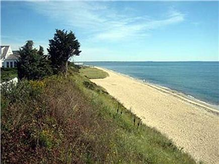New Seabury, Mashpee New Seabury vacation rental - View of private beach (1 minute walk from cottage)
