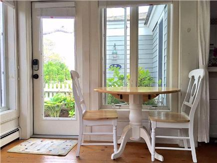 New Seabury, Mashpee New Seabury vacation rental - Dinette