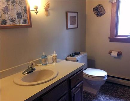 Brewster Cape Cod vacation rental - 2nd bathroom
