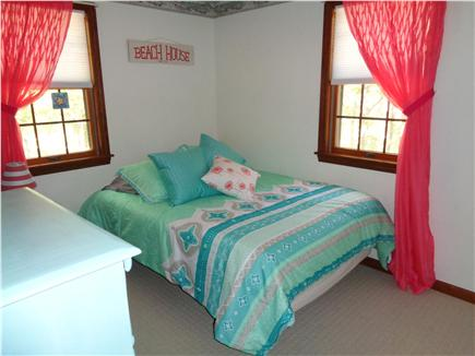 Wellfleet Cape Cod vacation rental - Downstairs bedroom with full bed
