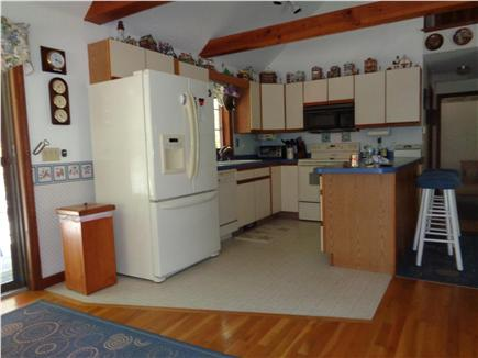 Wellfleet Cape Cod vacation rental - Kitchen area