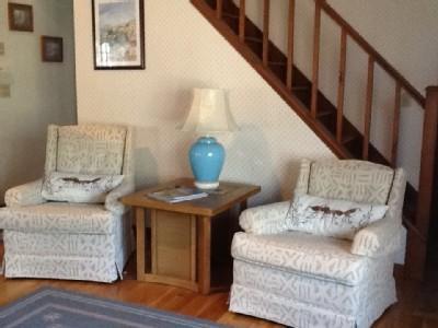 Wellfleet Cape Cod vacation rental - Downstairs living area