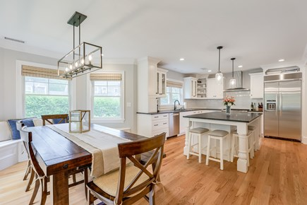 Harwich Port Cape Cod vacation rental - Gourmet Kitchen and dining area