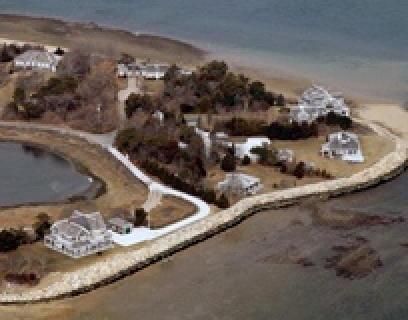 North Chatham Cape Cod vacation rental - Neighborhood aerial view