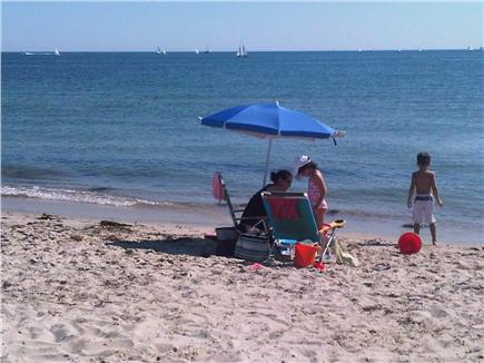 Harwichport Cape Cod vacation rental - 100 yards to Bank Street Beach!
