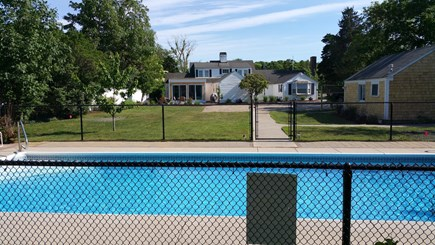 Harwichport Cape Cod vacation rental - Swimming pool