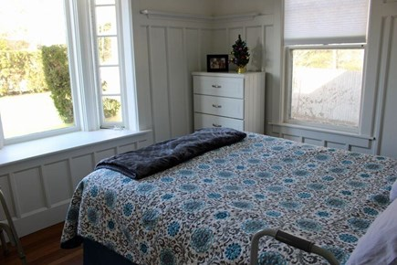 Harwichport Cape Cod vacation rental - Main house first floor bedroom 1 (Queen)