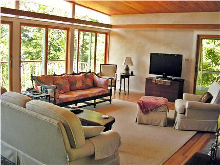 Centerville Centerville vacation rental - Living Room TV