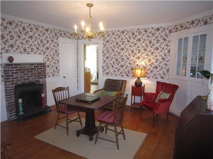 East Orleans Cape Cod vacation rental - Game Room