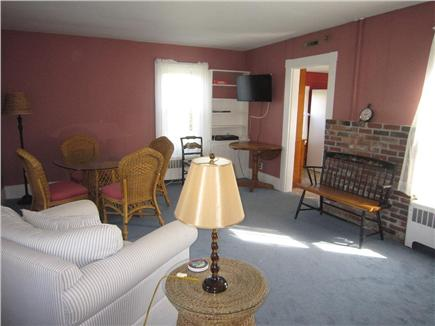 East Orleans Cape Cod vacation rental - Additional living area off new addition