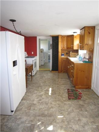 East Orleans Cape Cod vacation rental - Kitchen in new addition