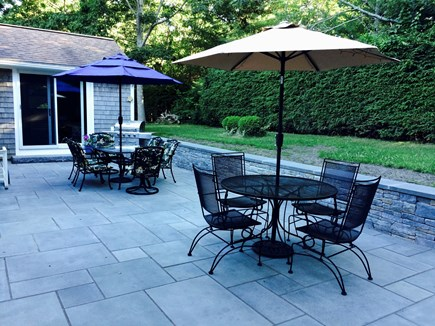 Brewster Cape Cod vacation rental - New patio