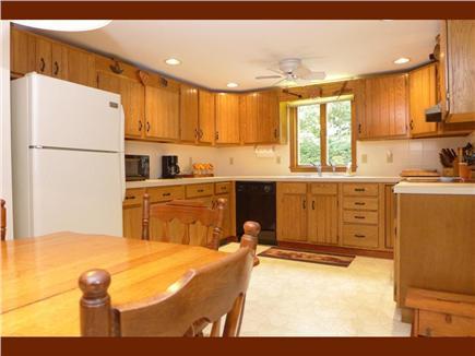 Brewster Cape Cod vacation rental - Eat-in kitchen