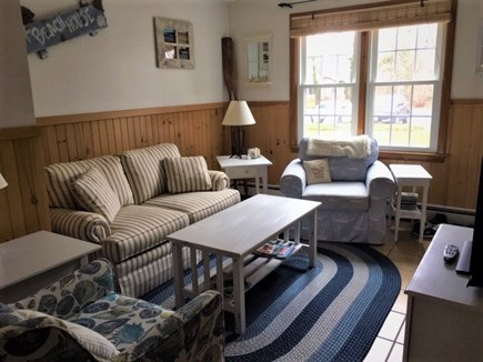 Dennis Port Cape Cod vacation rental - Quaint Comfortable Living Room