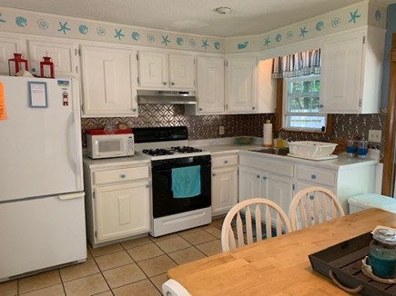 Dennis Port Cape Cod vacation rental - Kitchen with everything you will need.