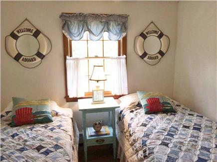 Dennis Port Cape Cod vacation rental - 2nd Bedroom with 2 twin beds