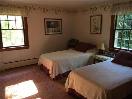 Brewster Cape Cod vacation rental - Second bedroom, 1st floor