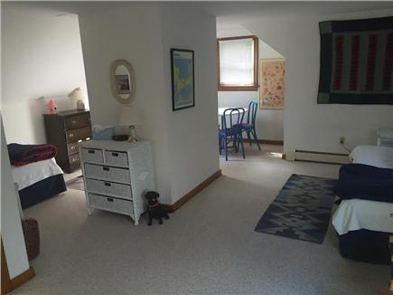 Brewster Cape Cod vacation rental - 2nd floor dormer includes one twin bed and one trundle bed