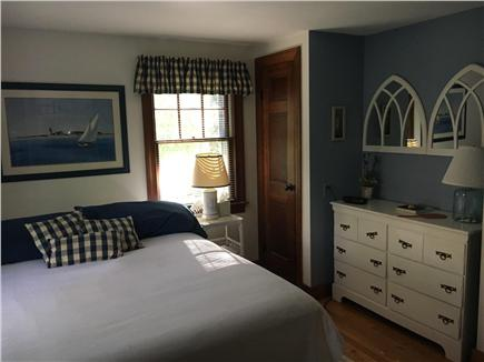 Brewster Cape Cod vacation rental - Master bedroom on 1st floor