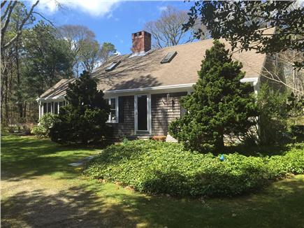 Brewster Cape Cod vacation rental - Privacy surrounds this quiet Cape house