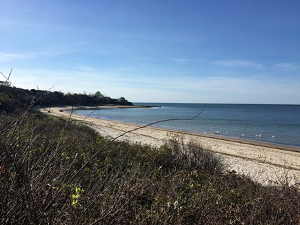 Brewster Cape Cod vacation rental - Sea Pines Association Beach, an easy walk