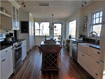 Sagamore Beach Sagamore Beach vacation rental - Large, sunny, renovated eat-in kitchen