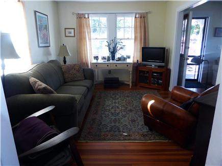 Sagamore Beach Sagamore Beach vacation rental - Cozy TV room with XFinity HD cable and DVD