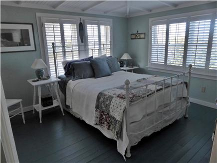 Sagamore Beach Sagamore Beach vacation rental - Master bedroom with queen bed and ocean view