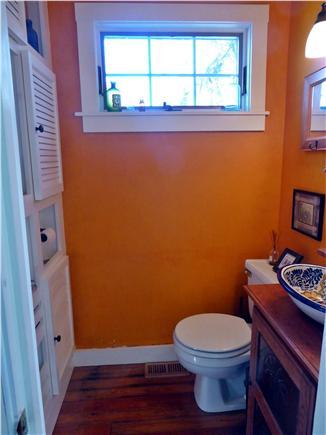 Sagamore Beach Sagamore Beach vacation rental - Half bathroom on first floor