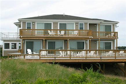 Truro Cape Cod vacation rental - Waterfront Home With Decks Viewing Bay