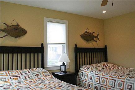 Truro Cape Cod vacation rental - Bedroom 7- Two Double Beds