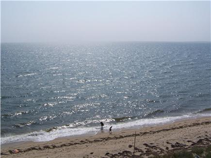 Truro Cape Cod vacation rental - Our private sandy beach