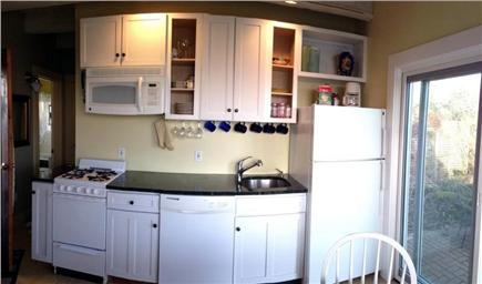 Truro Cape Cod vacation rental - Part of kitchen
