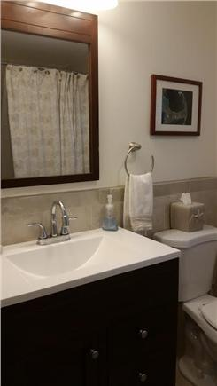South Orleans Cape Cod vacation rental - Full bath vanity