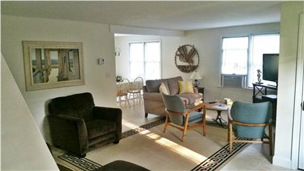 South Orleans Cape Cod vacation rental - Spacious living room with comfortable seating