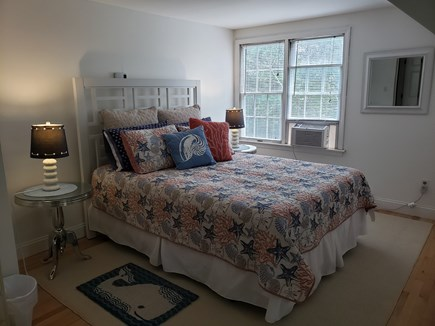 South Orleans Cape Cod vacation rental - Bedroom with queen bed