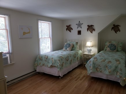 South Orleans Cape Cod vacation rental - Bedroom with twin beds