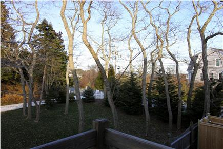 Chatham Cape Cod vacation rental - Views from upstairs and filtered ocean views (seasonal)