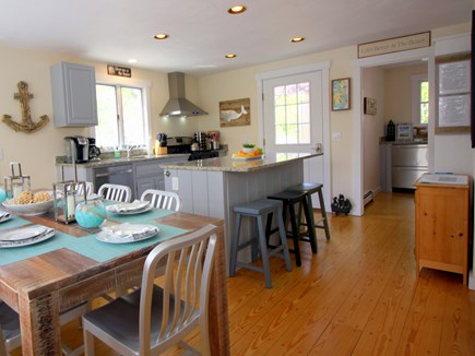 Chatham downtown village Cape Cod vacation rental - Unique pantry room houses additional kitchen goods