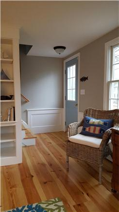 Eastham Cape Cod vacation rental - Inviting entryway