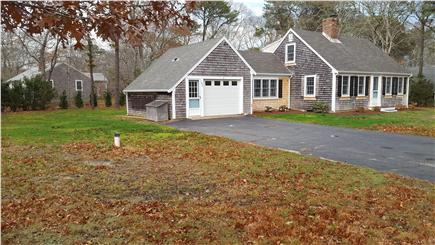 Eastham Cape Cod vacation rental - Spacious yard.